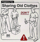 Sharing Old Clothes