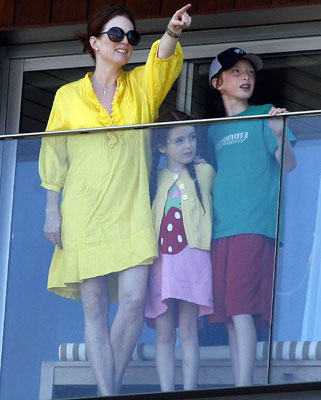 Julianne Moore Aimed High For Her Kids