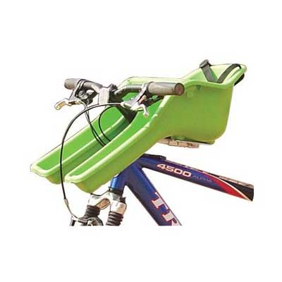 iBert Safe-T Front Mounted Child Bicycle Seat ($85)