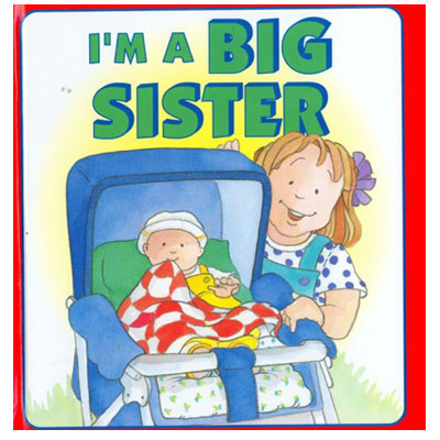 babysugar Diaries: Welcome Sibling Book