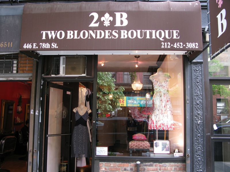 Two Blondes Boutique
