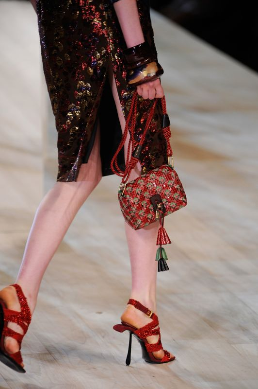 Marc Jacobs Spring 2009 Accessories Report