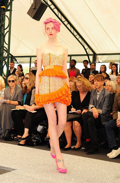 London Fashion Week: Luella Spring 2009