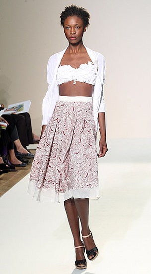 London Fashion Week: Nicole Farhi Spring Summer 2009