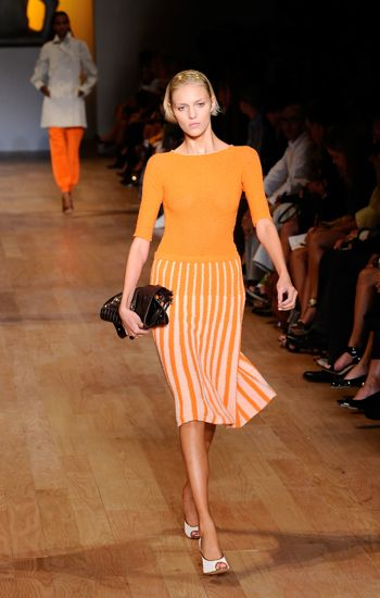 New York Spring 2009 Trend Reports: Stripes