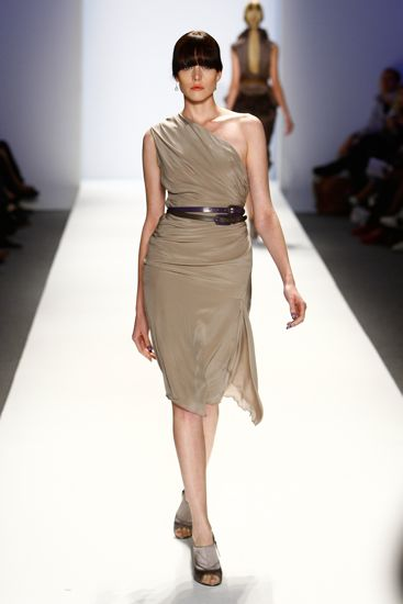 Spring 2009: Nude Makes A New York Comeback