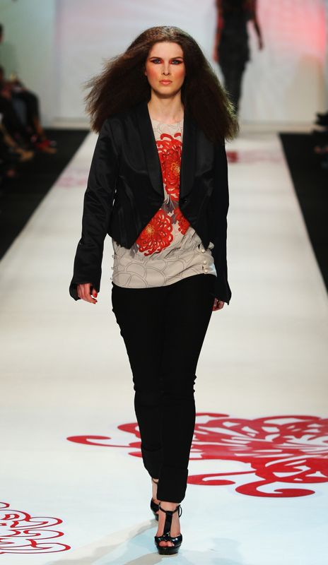 Air New Zealand Fashion Week 2008: Annah Stretton