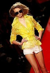 Milan Fashion Week: Enrico Coveri Spring 2009