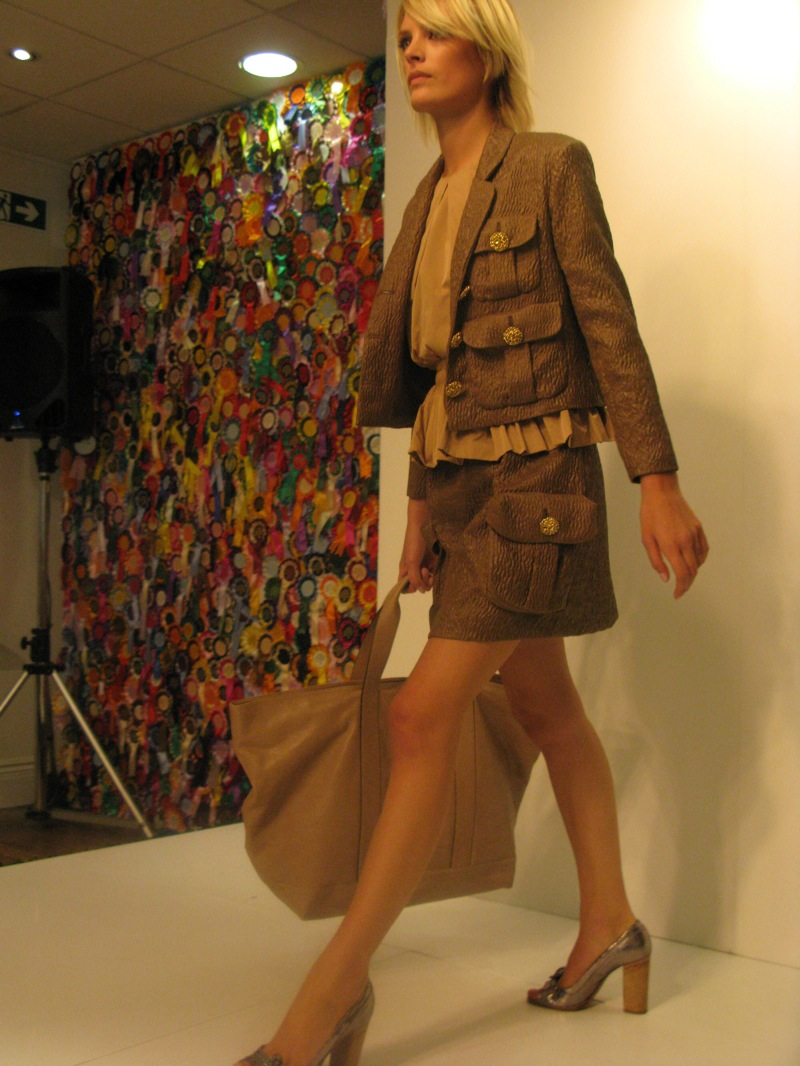 London Fashion Week: Mulberry Spring 2009