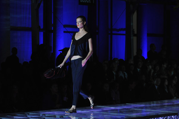 Milan Fashion Week: Antreprima Spring 2009