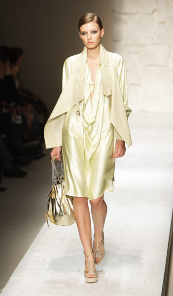 Milan Fashion Week: Salvatore Ferragamo Spring 2009