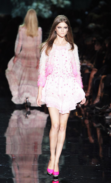 Milan Fashion Week: Roberto Cavalli Spring 2009