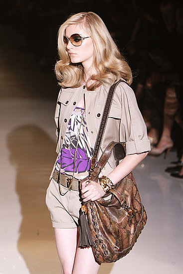Milan Fashion Week: Gucci Spring 2009