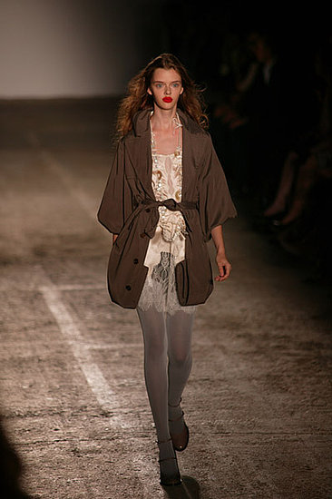 Paris Fashion Week: AF Vandervorst Spring 2009