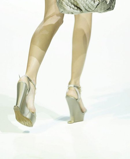 Wedges From Milan Fashion Week Spring 2009