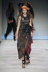Milan Fashion Week: Sportmax Spring 2009