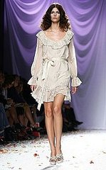 Milan Fashion Week: Luisa Beccaria Spring 2009
