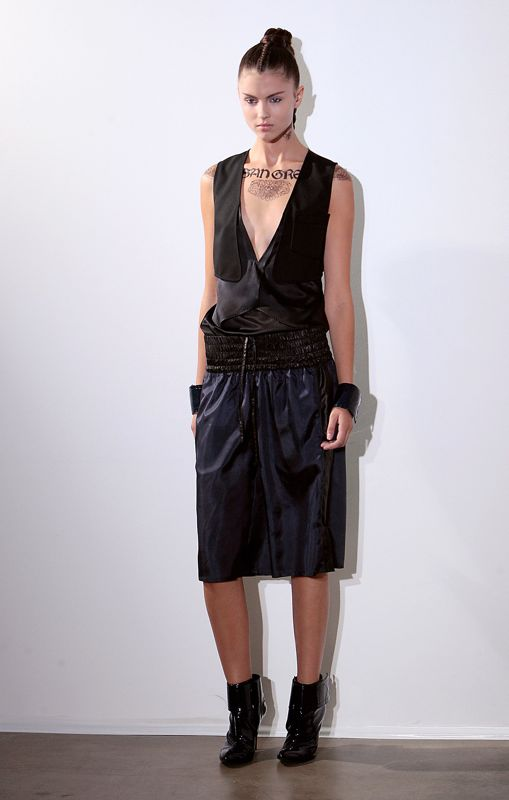 Paris Fashion Week: Kris Van Assche Spring 2009