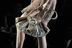 Dior's Tribal Chic Spring 2009 Accessories
