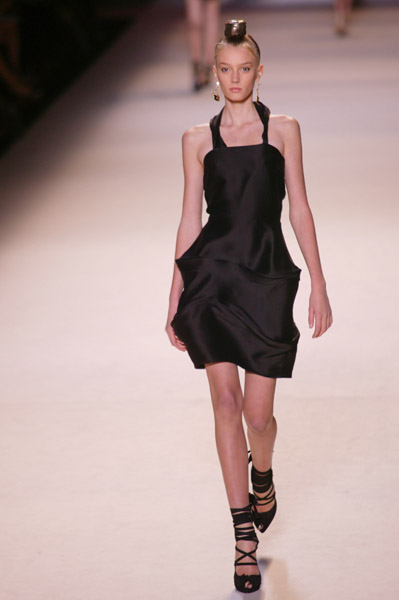 Paris Fashion Week: Sophia Kokosalaki Spring 2009