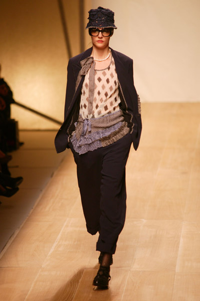 Paris Fashion Week: Wunderkind Spring 2009
