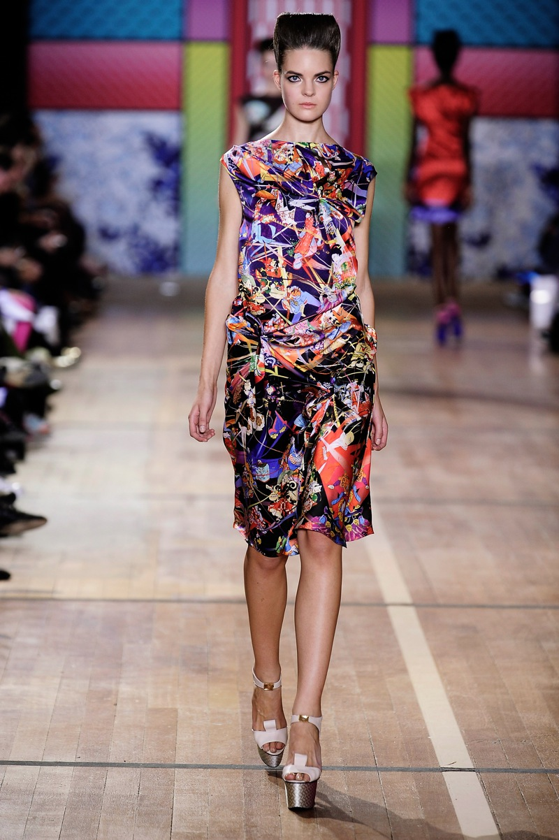 London Fashion Week: Basso & Brooke Spring 2009
