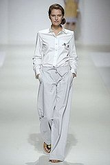 Paris Fashion Week: Cacharel Spring 2009