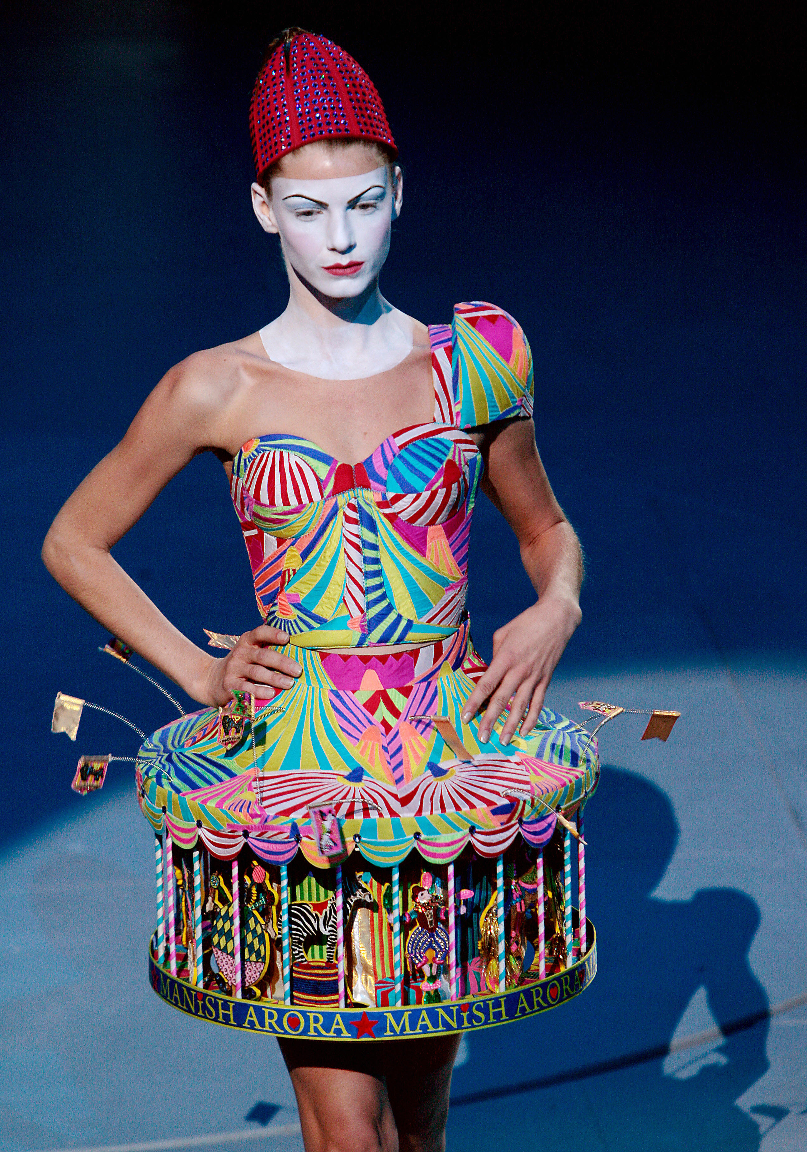 Paris Fashion Week: Manish Arora Spring 2009