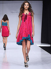 Mexico Fashion Week: Pepa Pombo Spring 2009
