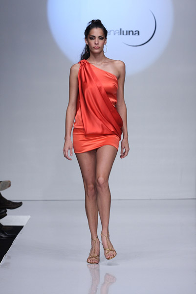 Mexico Fashion Week: Mariana Luna Spring 2009