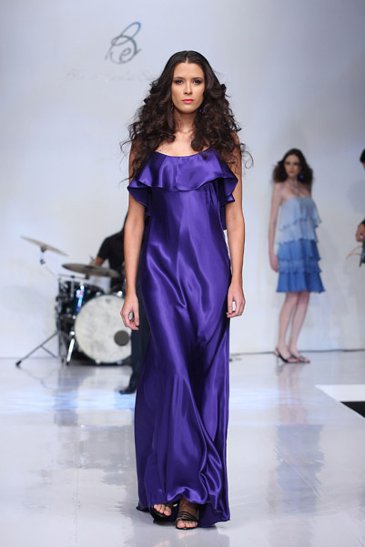 Mexico Fashion Week: Blanca Estela Sanchez Spring 2009