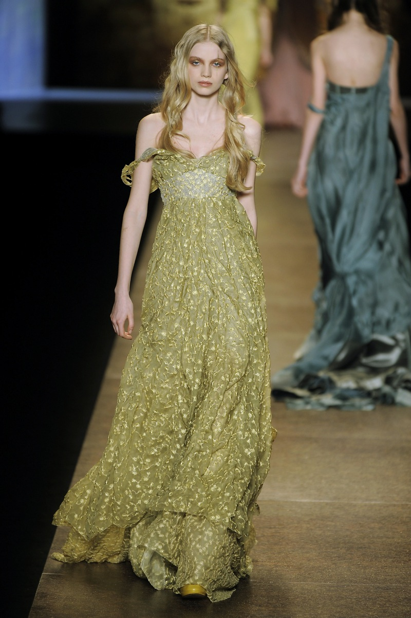 Paris Snapshots: Nina Ricci Fall 08 Fashion Show