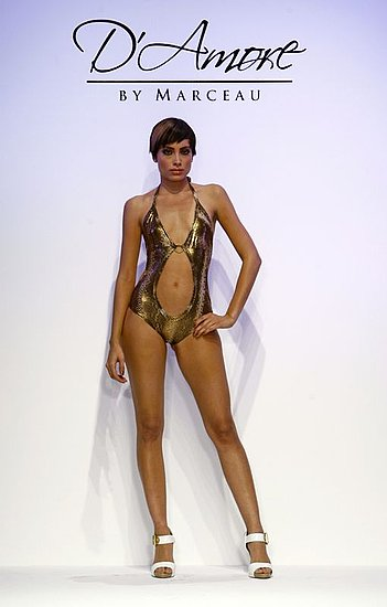 Los Angeles Fashion Week: D'Amore By Marceau Spring 2009