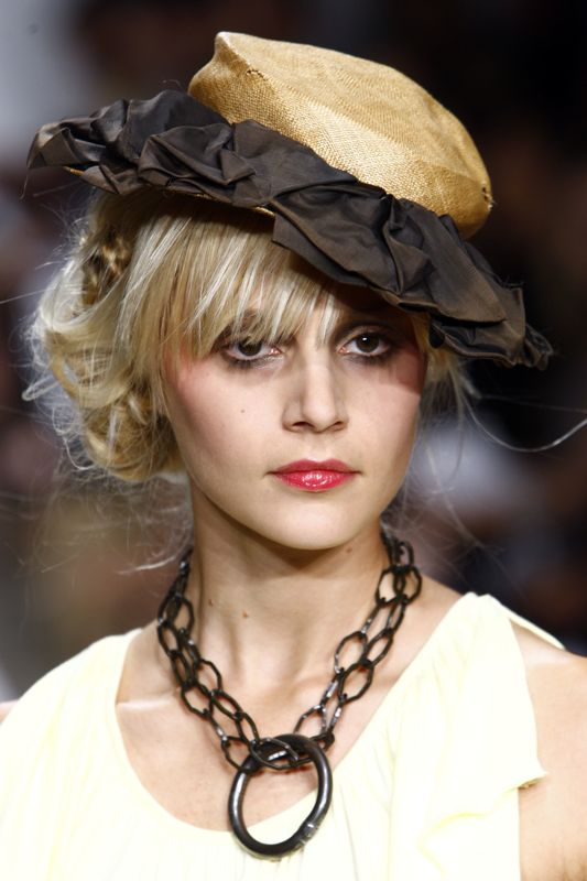 Los Angeles Fashion Week: Viridis Luxe  Spring 2009