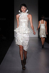 Mexico Fashion Week: Toni Francesc Spring 2009