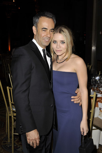 Francisco Costa, Ashley Olsen