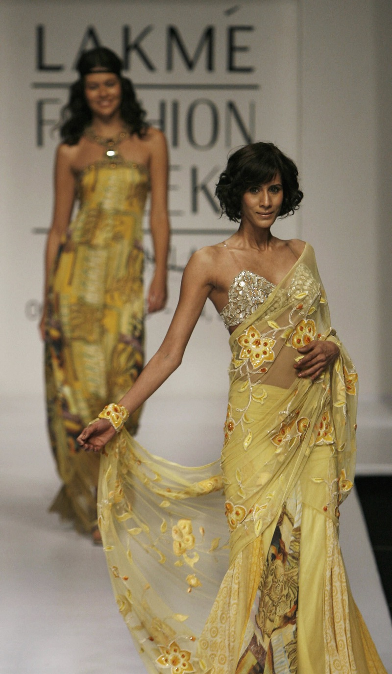 Lakme India Fashion Week: Deepika Gehani Spring 2009