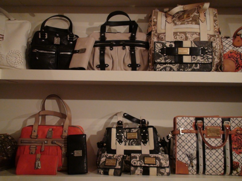 In The Showroom: L.A.M.B. Spring 2009 Handbags