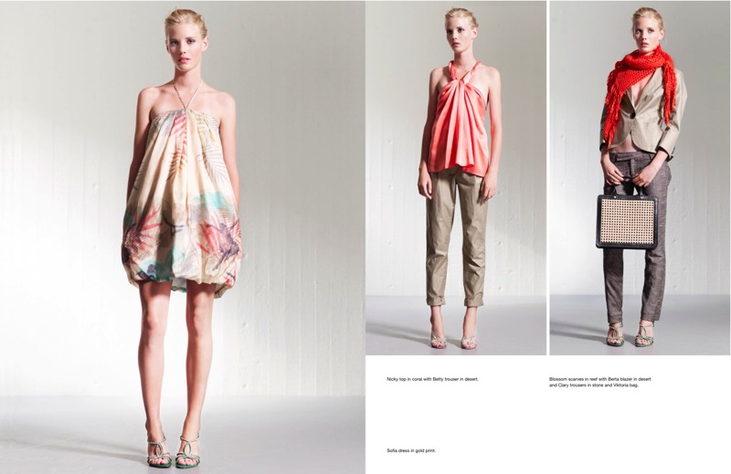 Dagmar Spring 2009 Look Book