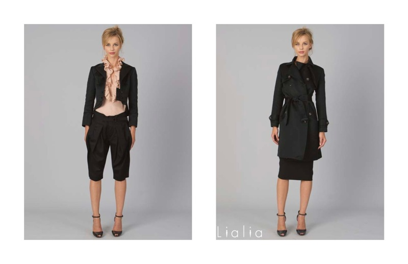Lialia Spring 2009 Look Book