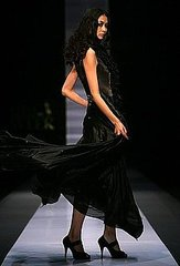 China Fashion Week: Chen Feier Spring 2009