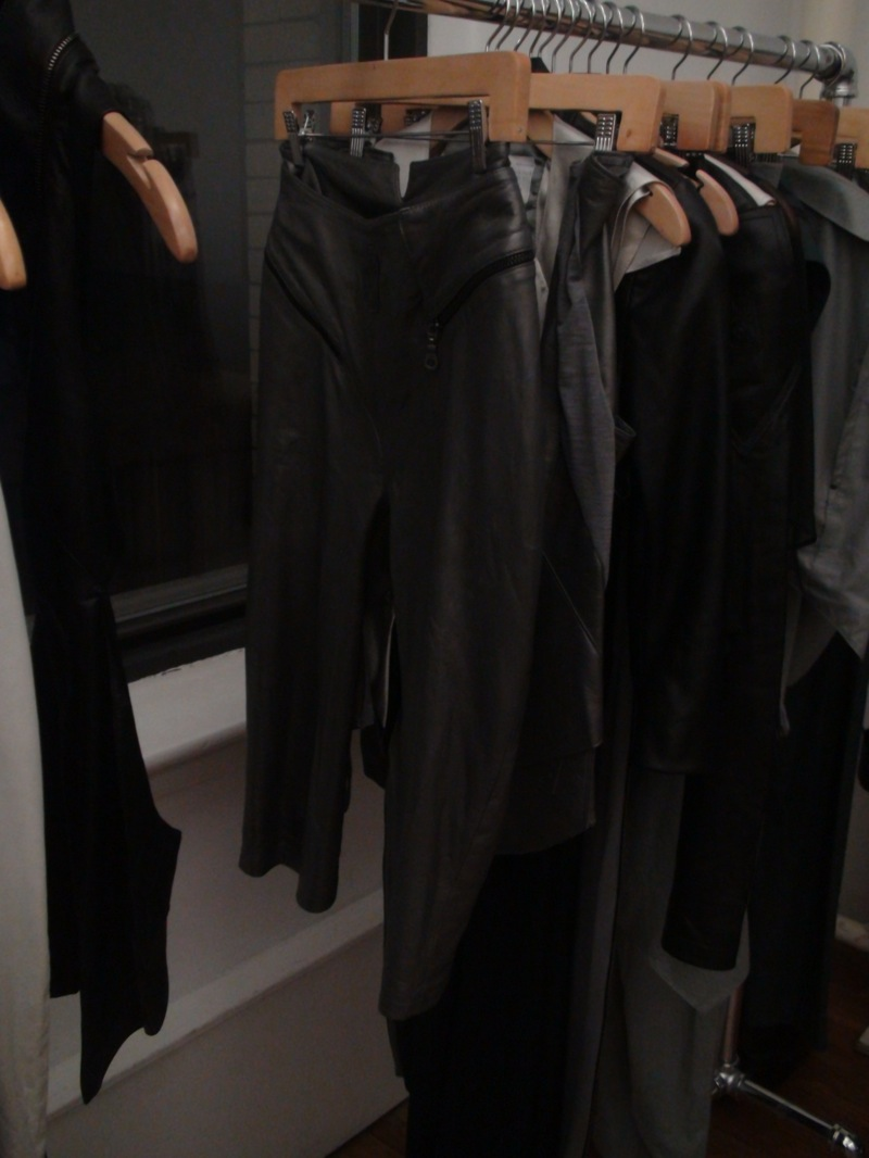 In The Showroom: Aminaka Wilmont Spring 2009