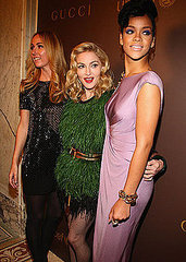 Frida Giannini of Gucci, Madonna, Rihanna