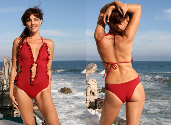 Salt Swimwear Resort 2009 Look Book