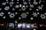 Saks Fifth Annual Snowflake Spectacular