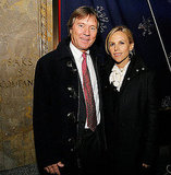 VP of operations for Tory Burch Reinhard Mackinger, Tory Burch