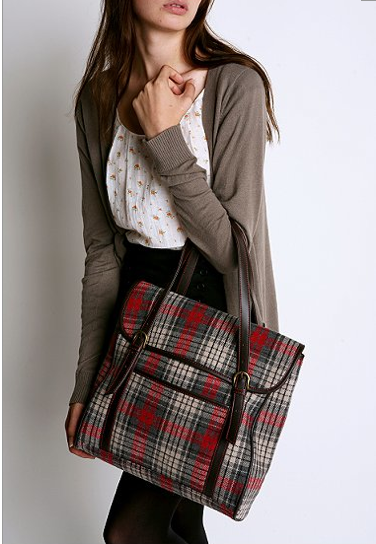 Play By C. Ronson Briefcase Bag $49.99, Urban Outfitters