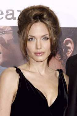 Angelina Jolie finally slows down