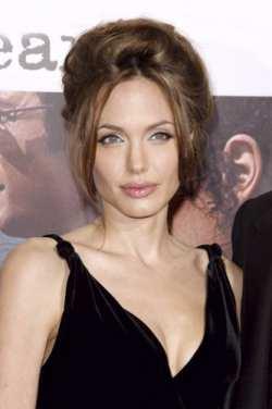 Angelina Jolie finally slows down