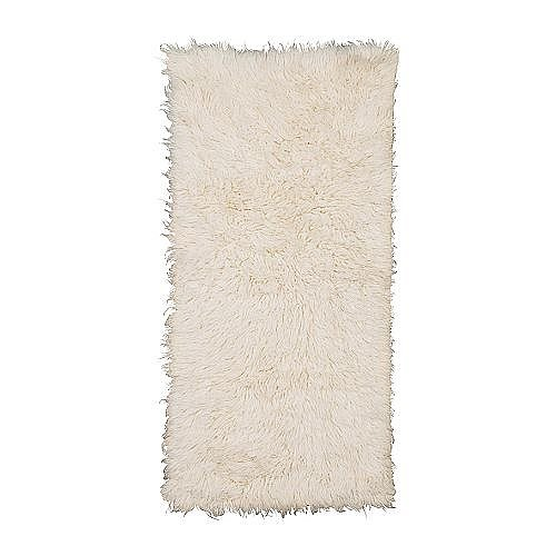 IKEA - Flokati Rug white